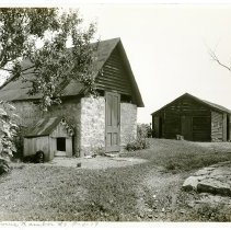Image of Camp Zachary Taylor: Louis Kamber's property  - Camp Zachary Taylor Photograph Album