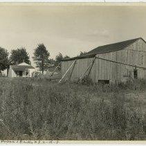 Image of Camp Zachary Taylor: Lorena S. Bailey's property  - Camp Zachary Taylor Photograph Album