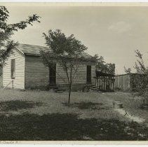 Image of Camp Zachary Taylor: B. R. Crady's property - Camp Zachary Taylor Photograph Album