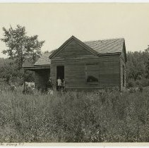 Image of Camp Zachary Taylor: W. A. Long's property - Camp Zachary Taylor Photograph Album
