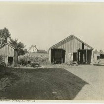 Image of Camp Zachary Taylor: Louise Meyer's property - Camp Zachary Taylor Photograph Album