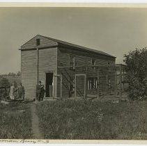 Image of Camp Zachary Taylor: Herman Kurz's property  - Camp Zachary Taylor Photograph Album