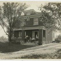 Image of Camp Zachary Taylor: Leo Schneider's property - Camp Zachary Taylor Photograph Album