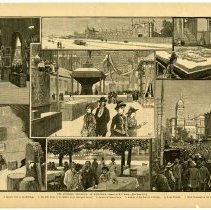 Image of Scenes of the Southern Exposition  - Print Collection