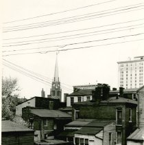 Image of Alley between 6th St. and 7th St., Louisville, Ky.  - Josephine Gertrude Simmons Collection
