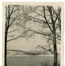 Image of Indiana Knobs from Shawnee Park, Louisville, KY - Josephine Gertrude Simmons Collection