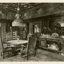 Image of Dining Room - Ferguson-White Family Photograph Collection