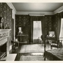 Image of Guest room on second floor - Ferguson-White Family Photograph Collection