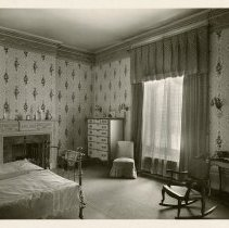 Image of Bedroom on second floor - Ferguson-White Family Photograph Collection
