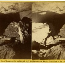Image of Entrance to Fat Man's Misery from Great Relief - Subject Photograph Collection