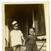 Image of Anne and Thaddeus - Lusby Family Photograph Collection