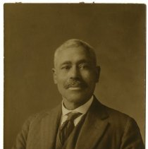 Image of Thaddeus Stephens Lusby, Sr.  - Lusby Family Photograph Collection