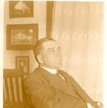 Image of Portrait of Augustus Everett Willson - Individuals Photograph Collection