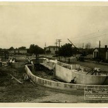 Image of Administration Building Foundation Walls [012PC49.175]