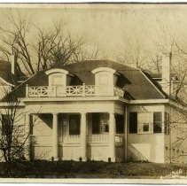 Image of H. L. Willis Residence  - Arthur Raymond Smith Photograph Collection