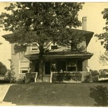 Image of Unknown Residence  - Arthur Raymond Smith Photograph Collection
