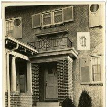 Image of Roy De Graw Residence - Arthur Raymond Smith Photograph Collection