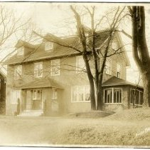 Image of J. A. Stewart Residence  - Arthur Raymond Smith Photograph Collection