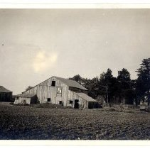 Image of Barn on Camp Taylor property  - Subject Photograph Collection