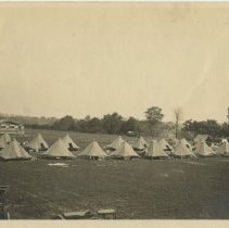 Image of Tent City - Subject Photograph Collection