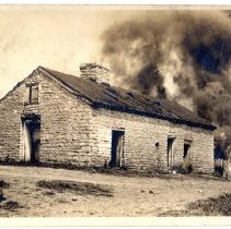 Image of Barns burning - Subject Photograph Collection