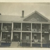 Image of Unidentified barracks - Subject Photograph Collection