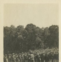 Image of Bayonet practice - Subject Photograph Collection