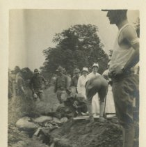 Image of Trench digging - Subject Photograph Collection
