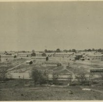 Image of Hillside view of Camp Zachary Taylor - Subject Photograph Collection