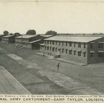 Image of Barracks - Postcard Collection