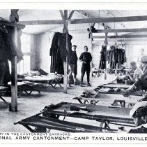 Image of Dormitory - Postcard Collection