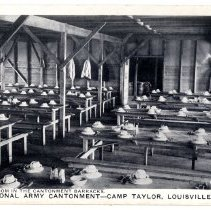 Image of Mess room - Postcard Collection