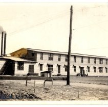 Image of Building at Camp Zachary Taylor - Subject Photograph Collection