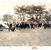 Image of Camp Zachary Taylor - recruits - Subject Photograph Collection