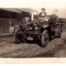Image of Fire truck  - Subject Photograph Collection