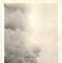 Image of Barn on fire - Subject Photograph Collection