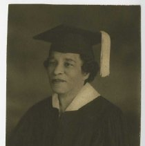 Image of Alzada Singleton Buford Davis                                                                                                                                                                                                                                  - Singleton Family Photograph Collection