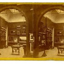 Image of Art Gallery                                                                                                                                                                                                                                                    - Wesley Cowan Photograph Collection