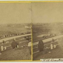 Image of Cave Hill Cemetery                                                                                                                                                                                                                                             - Wesley Cowan Photograph Collection