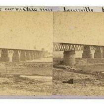 Image of Fourteenth Street Railroad Bridge                                                                                                                                                                                                                              - Wesley Cowan Photograph Collection