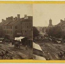 Image of Main Street Lexington                                                                                                                                                                                                                                          - Wesley Cowan Photograph Collection