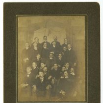 Image of Members of Pastime Boat Club - Pastime Boat Club Photograph Collection
