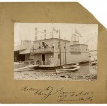 Image of Pastime Boat Club - Pastime Boat Club Photograph Collection