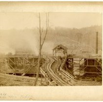 Image of Ore Tipple                                                                                                                                                                                                                                                     - Rogers Clark Ballard Thruston Mountain Collection