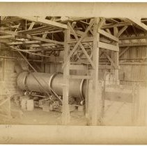 Image of Iron ore reduction equipment                                                                                                                                                                                                                                   - Rogers Clark Ballard Thruston Mountain Collection