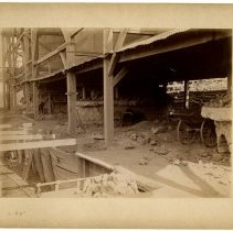Image of Iron ore processing building                                                                                                                                                                                                                                   - Rogers Clark Ballard Thruston Mountain Collection
