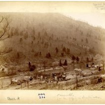 "Image of ""Old"" Pineville                                                                                                                                                                                                                                                - Rogers Clark Ballard Thruston Mountain Collection"