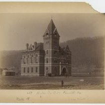 Image of Bell County Courthouse                                                                                                                                                                                                                                    - Rogers Clark Ballard Thruston Mountain Collection