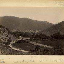Image of L & N Railroad Bridge at Straight Creek                                                                                                                                                                                                                        - Rogers Clark Ballard Thruston Mountain Collection