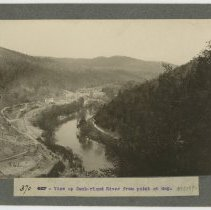 Image of View of the Cumberland River                                                                                                                                                                                                                                   - Rogers Clark Ballard Thruston Mountain Collection